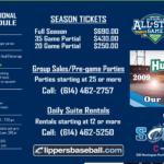 Scorecard unlimited schedule